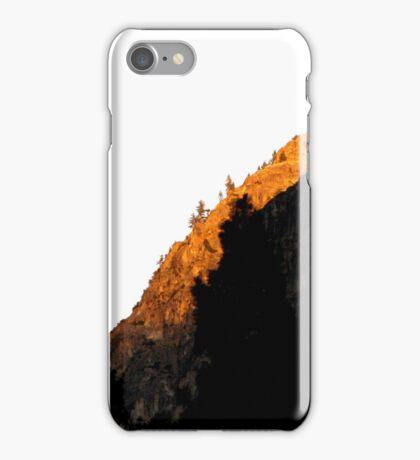 Slice of Alpenglow iPhone Case/Skin
