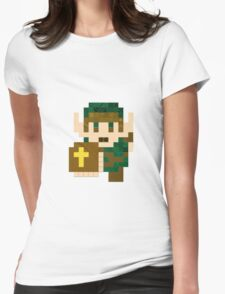 Tangled Link Womens Fitted T-Shirt
