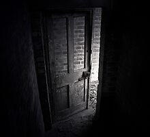 Rickety Door by photomusdigital