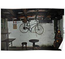 The Smoking Lounge Poster