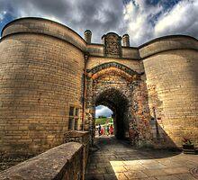 Nottingham Castle by Yhun Suarez