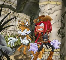 knuckles & Tails by LadyCerbero