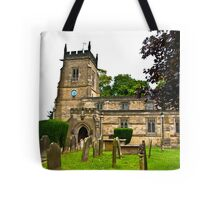 Slingsby Church  Tote Bag