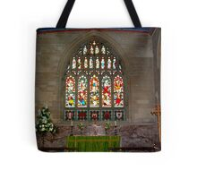 Slingsby Church Window Tote Bag