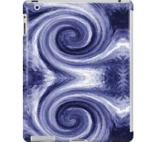 Whirl Pool iPad Case/Skin