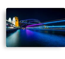 The Milson's Point Ferry Canvas Print
