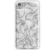 Circular Paradox iPhone Case/Skin