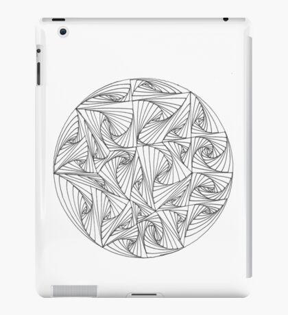 Circular Paradox iPad Case/Skin