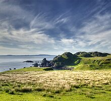 Islay: The Cliffs by Kasia-D