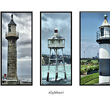 Lighthouse's by mickyman13