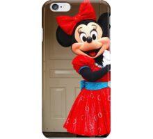 Diamond Minnie Princess Pose iPhone Case/Skin