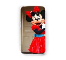 Diamond Minnie Princess Pose Samsung Galaxy Case/Skin