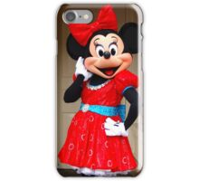 Sassy Minnie Mouse iPhone Case/Skin