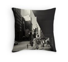 NYC moments #7 Throw Pillow