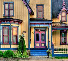 The Painted House by Elisabeth van Eyken