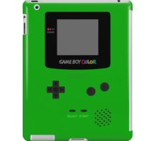 Game Boy Green iPad Case/Skin