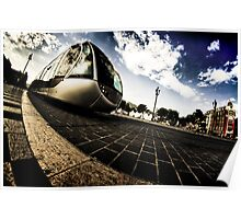 Massena Tram  Poster