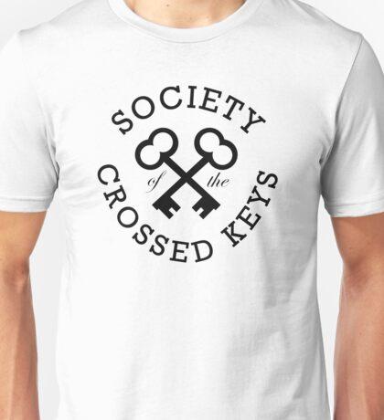 Society of the Crossed Keys Unisex T-Shirt
