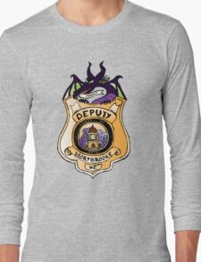 Once Upon A Deputy Long Sleeve T-Shirt