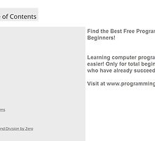 Learn Programming, for Total Beginners - www.programming4beginners.com by programming4beg