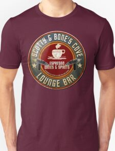 SCOTTY AND BONE'S COVE VINTAGE SIGN Unisex T-Shirt