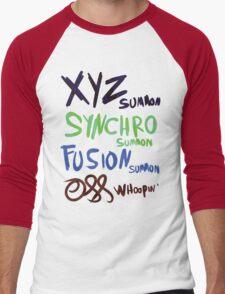 My Style Beats Yours Men's Baseball ¾ T-Shirt