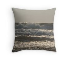 Inviting Sea Throw Pillow