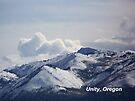 Unity, Oregon - Monument Rock Wilderness by BettyEDuncan