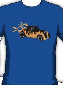 """Hot Rod """"haul ass"""" fifties slang T-Shirt"""