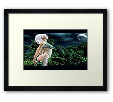 Hopeful Framed Print