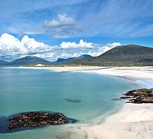 Isle of Harris (Luskentyre Beach) by Panalot