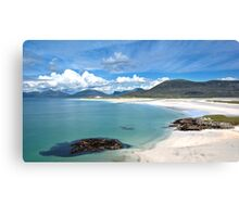 Isle of Harris (Luskentyre Beach) Canvas Print