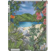 """""""Tropical Tranquility"""" iPad Case/Skin"""