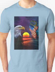 Eagle..... Unisex T-Shirt