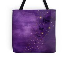Follow The Butterflies Tote Bag