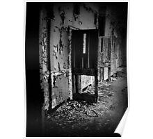 Observation ~ West Park Asylum Poster