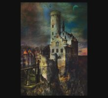 Lichtenstein Castle . T-Shirt