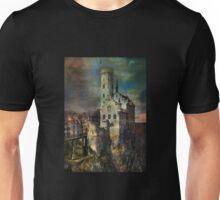 Lichtenstein Castle . Unisex T-Shirt