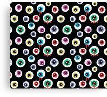 Eyeballz ARGh! Canvas Print