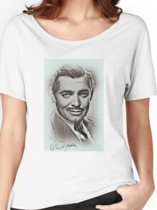 Clark Gable Women's Relaxed Fit T-Shirt