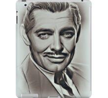 Clark Gable iPad Case/Skin