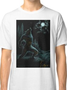 Howl of the Werewolf Classic T-Shirt