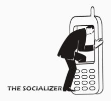 THE SOCIALIZER Kids Clothes
