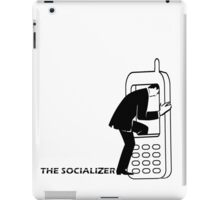 THE SOCIALIZER iPad Case/Skin