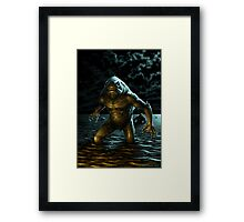 The Deep Ones Framed Print