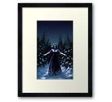 Cold Blood Framed Print