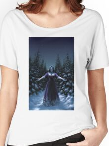 Cold Blood Women's Relaxed Fit T-Shirt