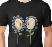 Flower Duet Unisex T-Shirt