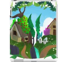 Book Town iPad Case/Skin