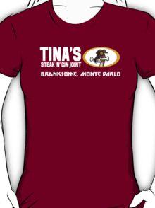 Tina's Steak 'n' Gin Joint T-Shirt